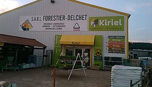 KIRIEL FORESTIER DELCHET