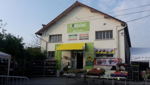 KIRIEL AGRI JARDIN FOUSSAT CASSIER